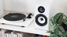 haut-parleur pour vinyle